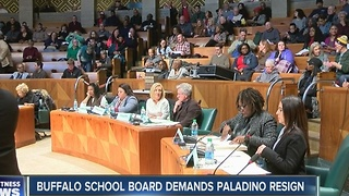 Resolution passes calling for Paladino to resign - Video