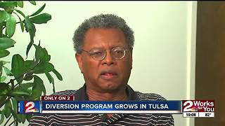 Male diversion program opens first rehab center
