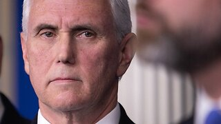 VP Pence, Karen Pence To Be Tested For COVID-19