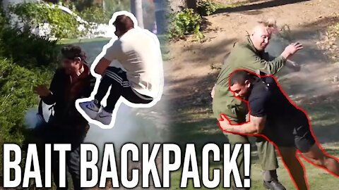 BAIT BACKPACK PRANK