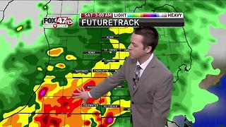 Dustin's Forecast 7-21 - Video