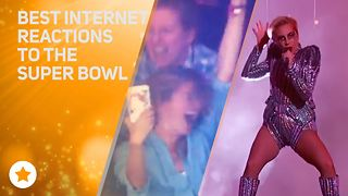 The Super Bowl's best moments as told by the internet - Video