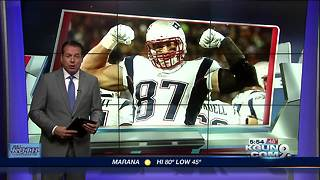Gronk considering acting - Video