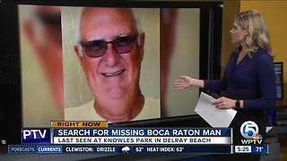 74-year-old Boca Raton man missing - Video