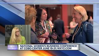 Great Lakes Women's Business Council to host National Women's Business Conference in Detroit - Video