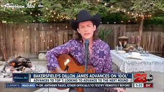 Local musician Dillion James makes it to Top 7 on American Idol
