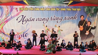 Wonderful Vietnamese folk song