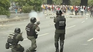 UN: Venezuelan Security Forces Killed Hundreds - Video