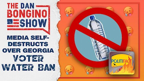 Media Self-Destructs Over Georgia Voter Water Ban