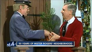 50 years of Mister Rogers' Neighborhood - Video