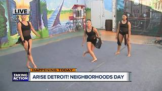 Arise Detroit! - Video