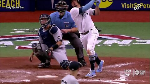 Rays first win wrap up