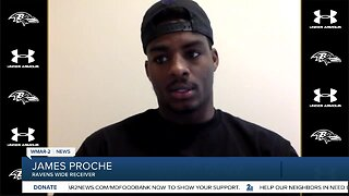 Ravens draft profile: WR James Proche