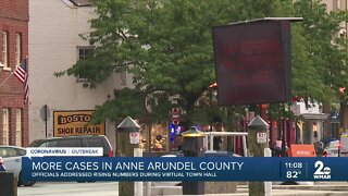 AA County executive considers rolling back reopenings as COVID-19 cases rise