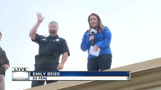 Cop on a Rooftop Fundraiser - Video