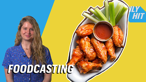 America's Weirdest Chicken Wings?