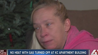 KC woman has been without heat since Thursday - Video