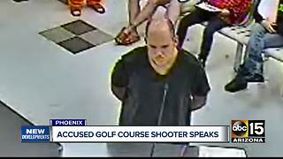 Top stories: Mike Pence in town; Accused golf course shooter speaks - Video