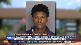 Defense attorneys representing teen suspected of killing Officer Caprio for free - Video
