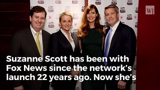 Fox News Makes History, Names Suzanne Scott as Its First Female CEO - Video