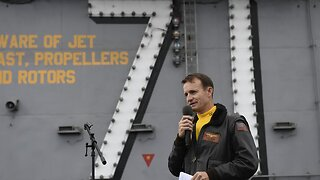 Former USS Theodore Roosevelt Captain Tests Positive For COVID-19