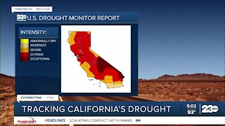 23ABC In-Depth: Drought conditions amplify wildfire, agriculture concerns