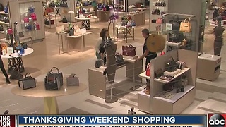 Online shopping record set this Black Friday weekend