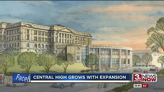 Central High breaks ground on expansion - Video