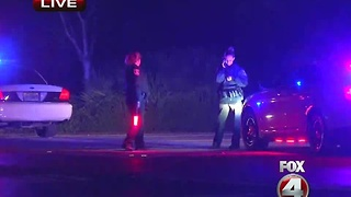Police officer shot on Sanibel Island - Video