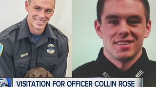 Visitation for Collin Rose - Video