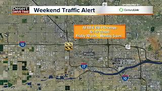 Four roads to avoid this weekend in Valley