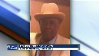 Milwaukee police: Critical missing 84-year-old man located in Memphis, Tennessee - Video