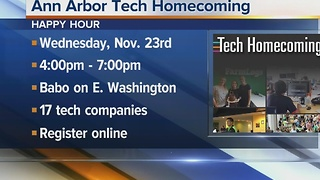 Workers Wanted: Ann Arbor Tech Homecoming - Video