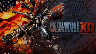 Metal Wolf Chaos Xd - Coming August 6, 2019