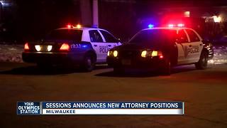 New attorneys added to combat violent crimes - Video