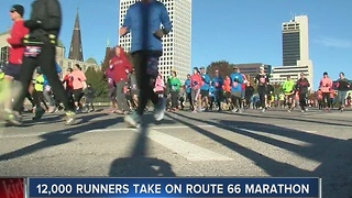 Williams Route 66 Marathon celebrates its last day in Tulsa Sunday - Video