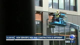 Checking the code: Denver high-rise safety following London fire - Video