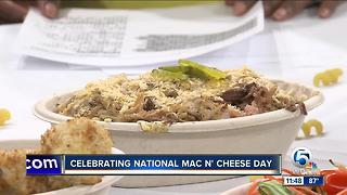 Celebrating National Mac N' Cheese Day - Video