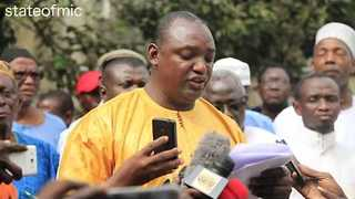Gambian President-Elect Calls on Incumbent to Accept Election Results - Video