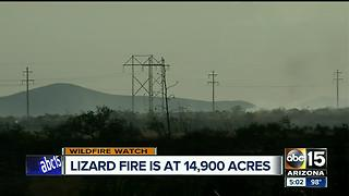 Dozens of wildfires burning across Arizona - Video