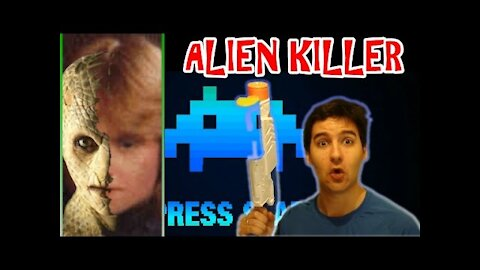 """""""Alien killed in my bathroom!"""" -says Sherry Shriner (laughter guaranteed)"""