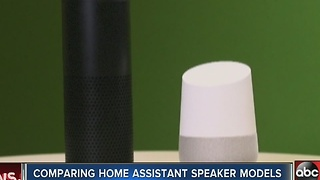 Comparing home assistant speaker models - Video