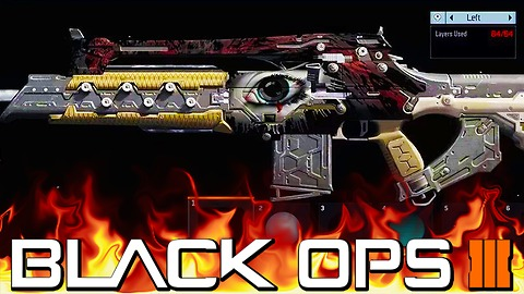 Top 10 most amazing paint jobs in 'Black Ops 3'