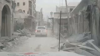 Red Crescent Evacuates Patients From Aleppo's Old City - Video