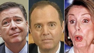 Dems fume after Trump threatens to pull security clearances for Obama aides - Video