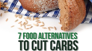 Reduce your carbs! Try these healthy alternatives instead - Video
