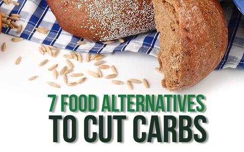 Reduce your carbs! Try these healthy alternatives instead