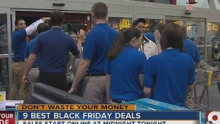 9 Hottest Black Friday Deals - Video