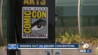 San Diego hoteliers: City is missing out on big conventions - Video