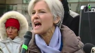 Jill Stein speaks on Michigan election - Video